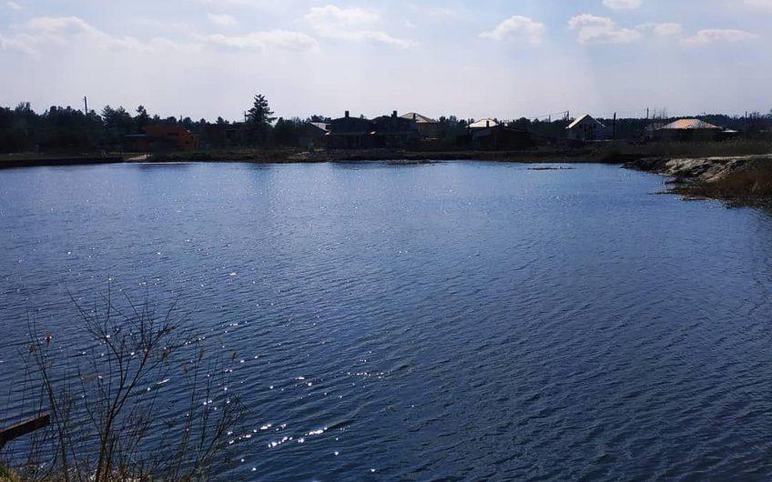 Продам участок Обуховка на берегу реки Орель