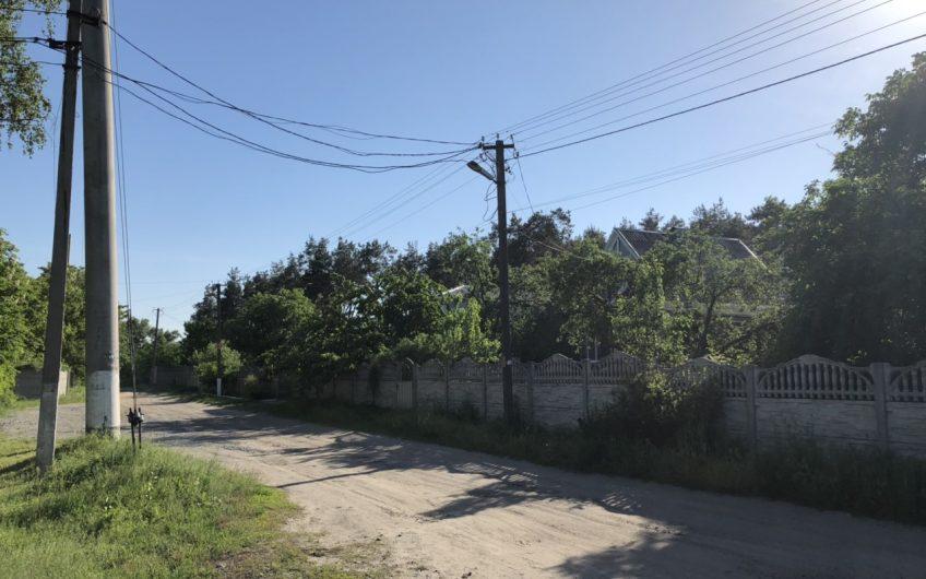 Участок Обуховка ул.Победы напротив соснового леса