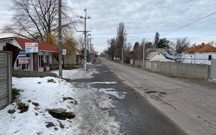 Участок ул.Горького красная линия