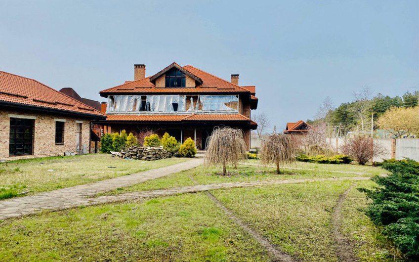 Дом Обуховка Серебряный Бор