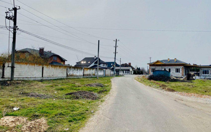 Участки Обуховка коттеджный городок ЭКО-БОР Топ-1 место
