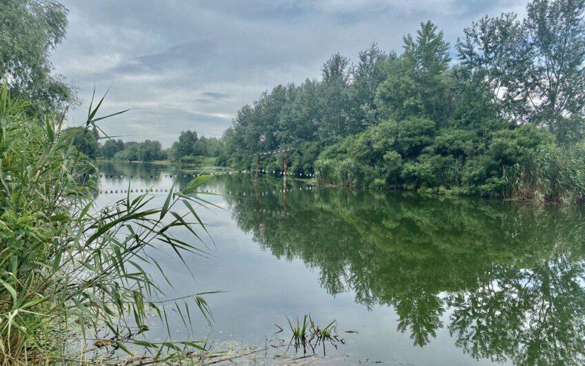 Участок Загидовка на берегу реки